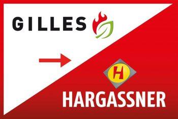 Gilles відтепер Hargassner