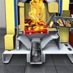 Технологія опалення деревною тріскою в деталях