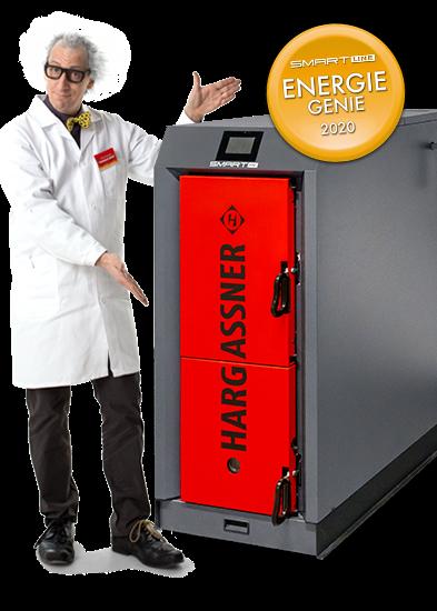 HARGASSNER Smart-НV 17-23 кВт